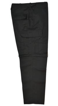Pantalon Comando Negro