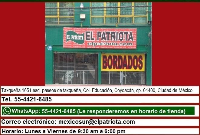 ARTICULOS MILITARES EL PATRIOTA 84e78e63d77